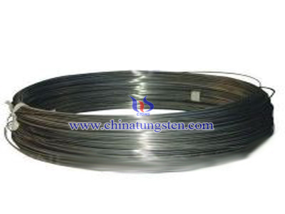 Doped Tungsten Wire Picture